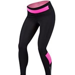 Pearl iZUMi Pursuit Thermal Tights Black Pink